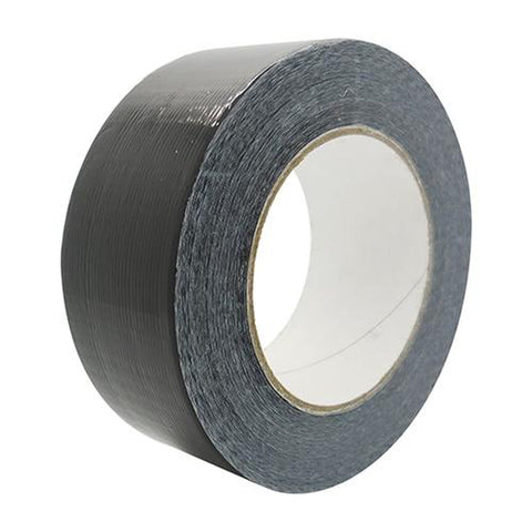 Duct Tape - Black - 50mmx50m