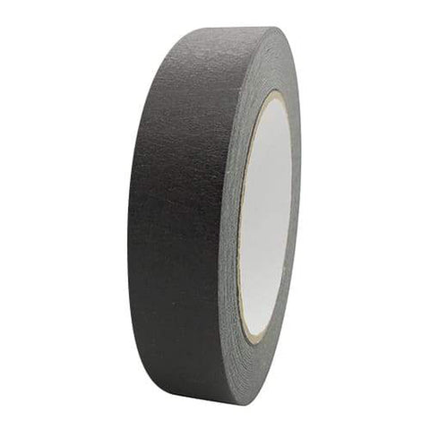 "Paper Tape 25mm (1"") Black"