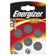 CR2032 Lithium cell (6 Pack)