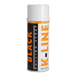 K-Line Dulling Spray - Black