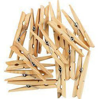 Clothes Pegs (Pack 36) C47