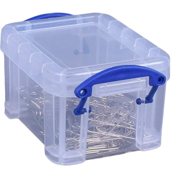 Really Useful Box 0.14 Ltr (Clear)