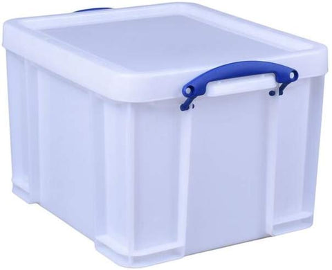 Really Useful Box 35 Ltr (White Strong)