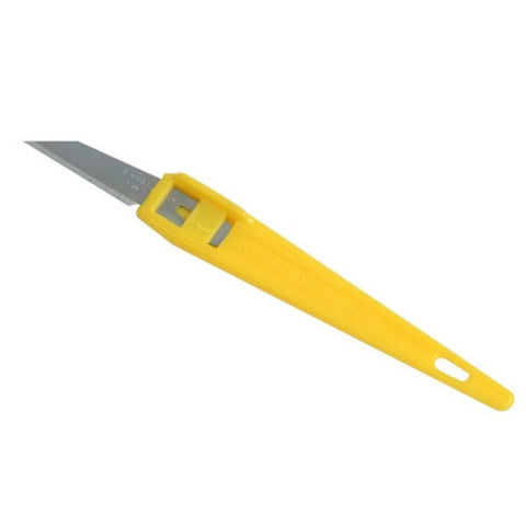 Stanley Disposable Craft Knife Length: 140mm - 3 Piece