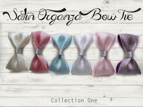 Satin Bow Tie (Collection One)