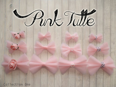 Pink Tulle (Collection One)