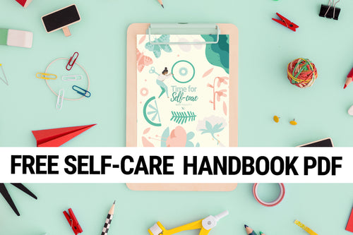 Time For Self-Care Handbook