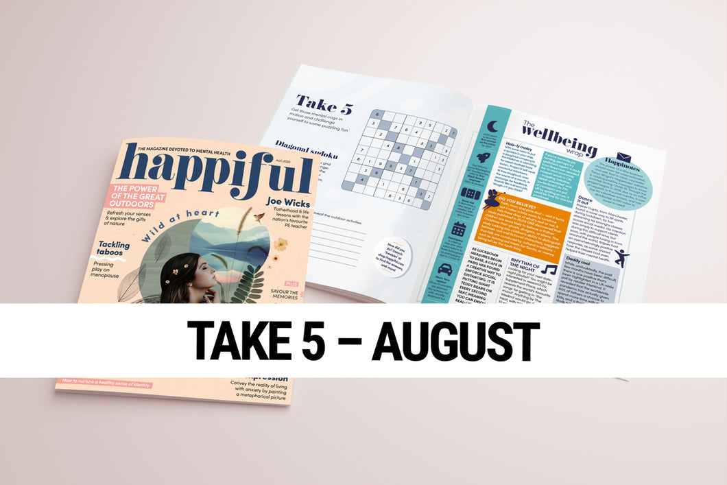 Take 5 – August