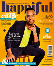 Happiful magazine 6 month subscription