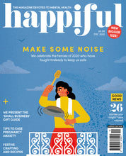 Happiful Monthly Subscription | December 2020 | Issue 44