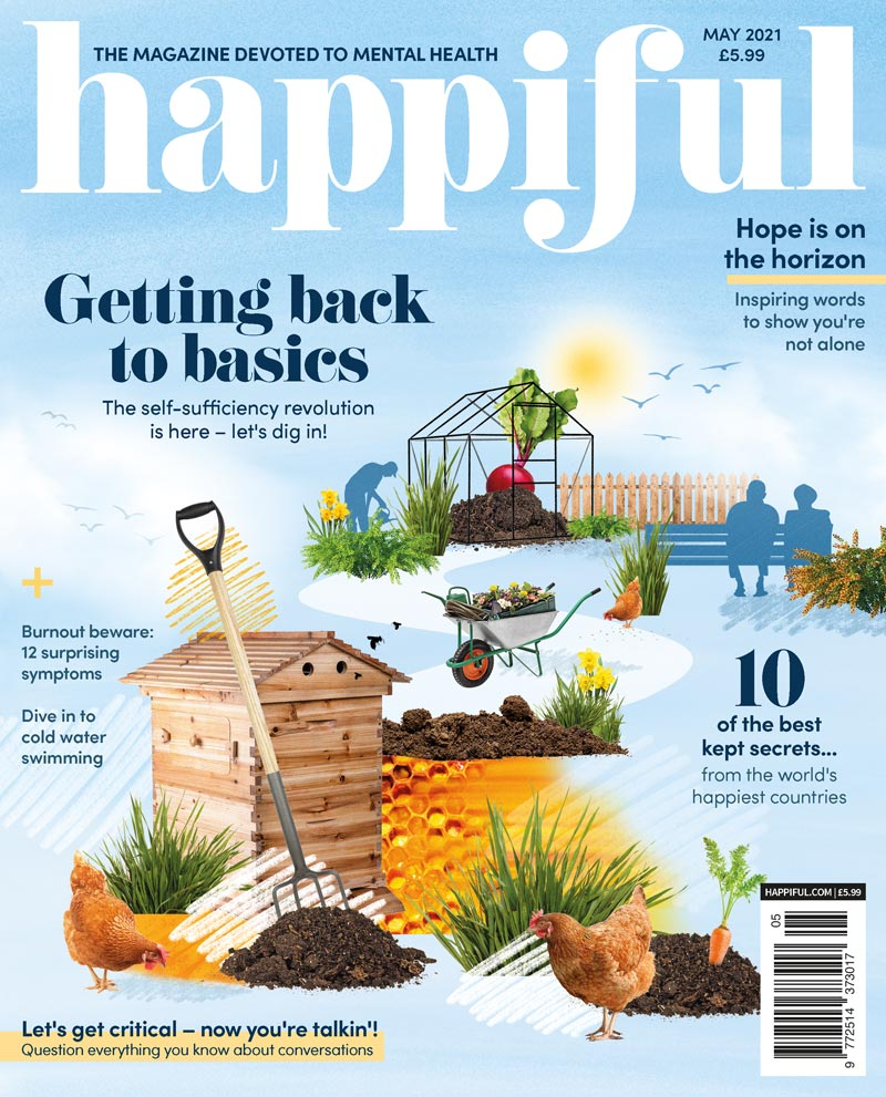 Happiful Magazine | May 2021 | Issue 49