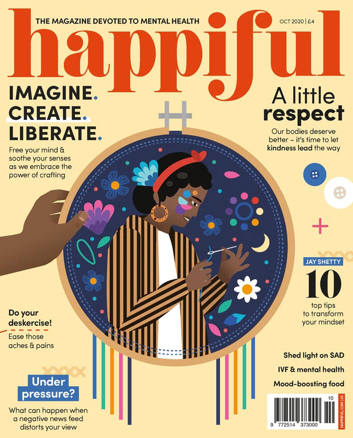 Happiful Magazine | October 2020 | Issue 42