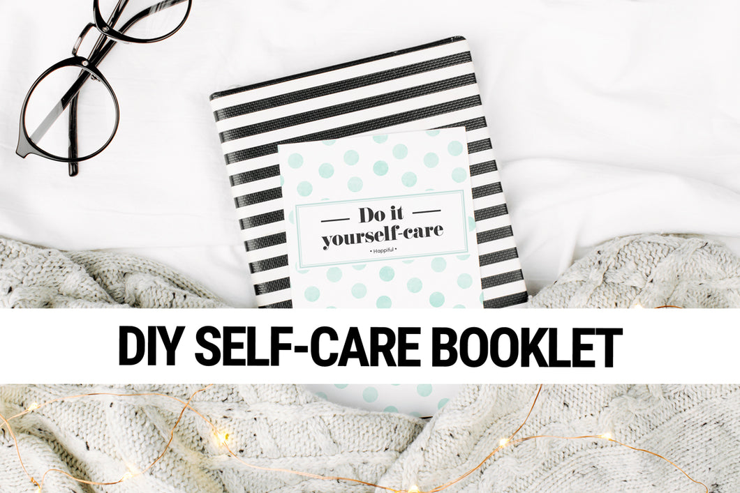 DIY Self-Care Booklet
