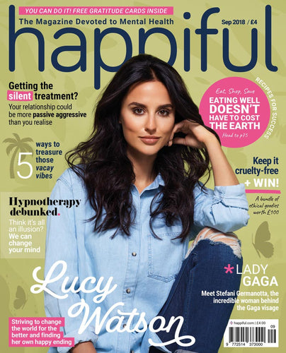 Happiful Magazine | September 2018 | Issue 17