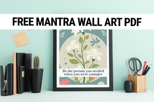 Mantra Wall Art