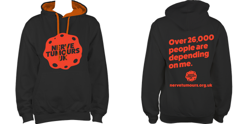 Children's Unisex Hoodie (Orange Logo)