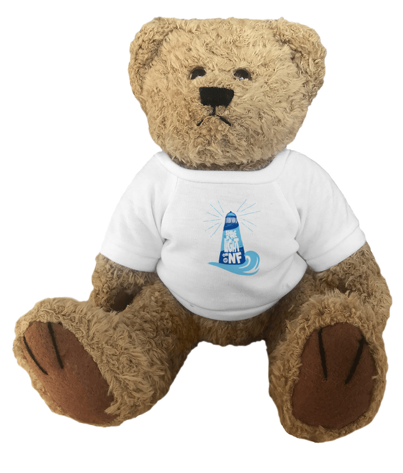 Shine A Light on NF Lighthouse Teddy Bear