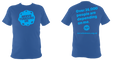Children's Unisex T-Shirt (Blue Logo)