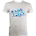 Shine A Light Fitted Union Jack (#StaySafe) T-Shirt - Men's