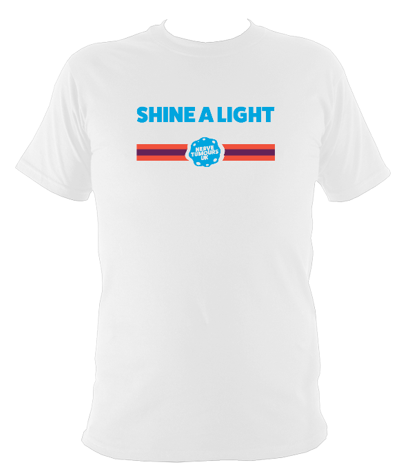 Children's Unisex Shine a Light T-Shirt Design B 2019