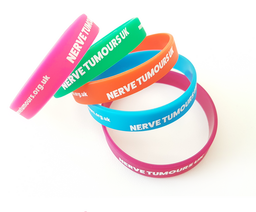 Nerve Tumours UK - Wristbands