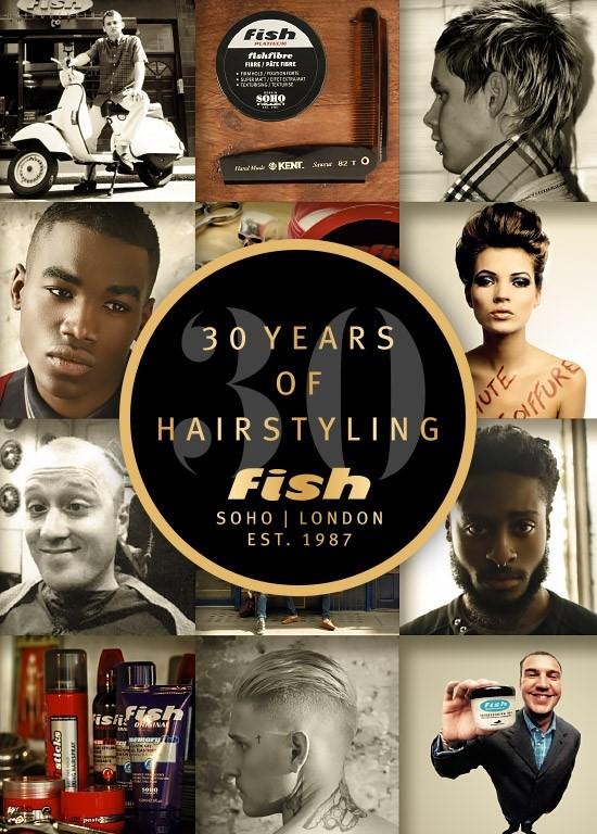 30 years of Hairstyling