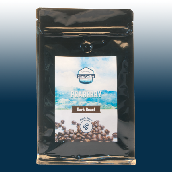 Peaberry Dark Whole Beans
