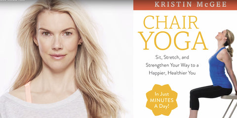 yoga teacher kristin and sho nutrition