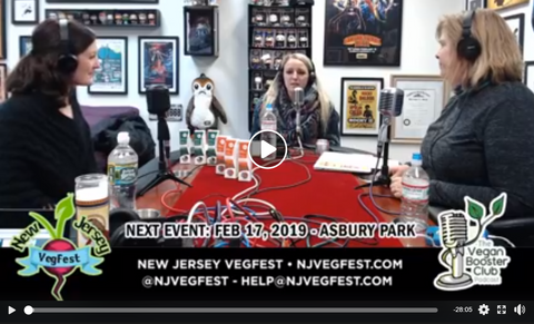 sho nutrition new jersey vegan festival