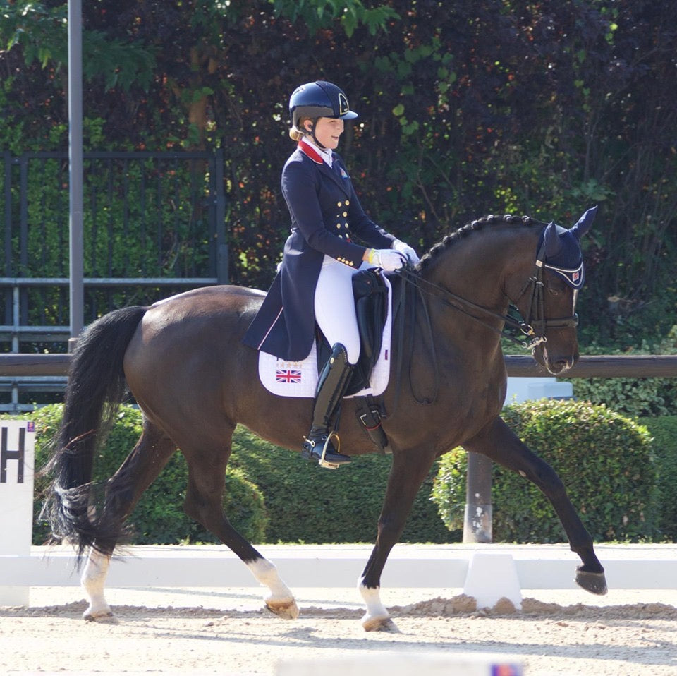 Jealousy in the Equestrian Community By Rebecca Bell