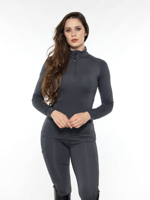 charcoal base layer