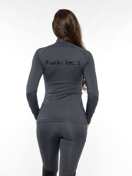 black heart equestrian base layer