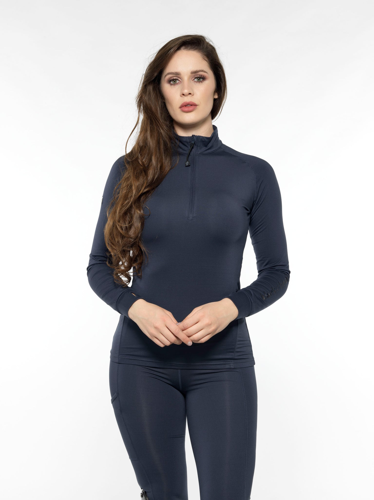 dark blue base layer