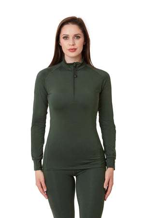 Base Layer - Forest Green