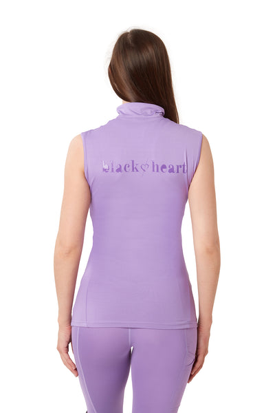 Sleeveless Base Layer - Lavender