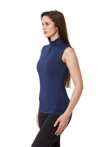 Sleeveless Base Layer - Royal Blue