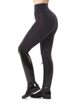 Flex Riding Leggings - Black