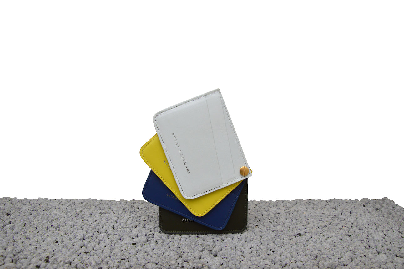 CARD HOLDER VALISETTE