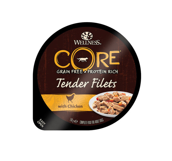 Wellness CORE Tender Filets with Chicken 6 x 170g