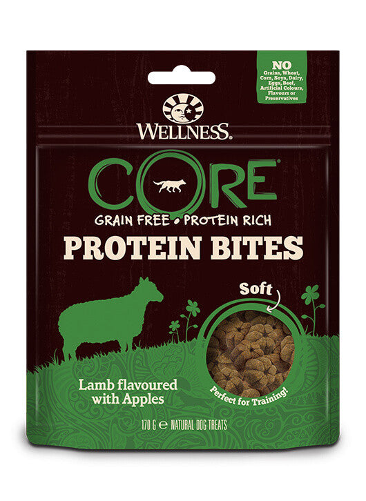 Wellness CORE Protein Bites Soft Lamb - 170g