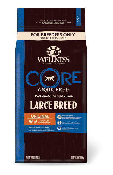 Wellness CORE Large Breed Adult 18kg