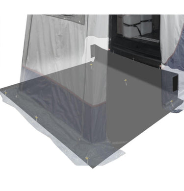 Rear Tailgate Tent Floor 240 x 210