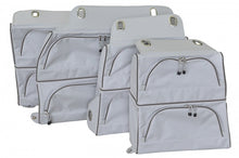 Caddy MAXI Packbags - 4 pieces incl. fasteners
