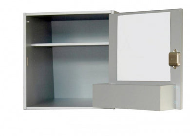 Interior Vanity Module with mirror for use with interior Tower Module