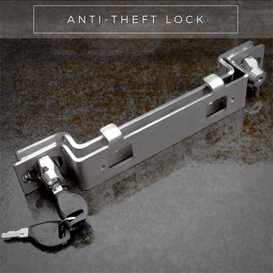 iKamper Anti-Theft Mounting Bracket with Locks