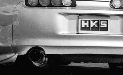 HKS MUFFLER SILENT Hi POWER 31019-AT005 for JZA80 SUPRA(MK4)