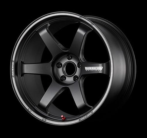 [Individually] RAYS VOLKRACING TE37 ultra TRACK EDITION II 19x10.5J +12 5x114.3 Blast Black