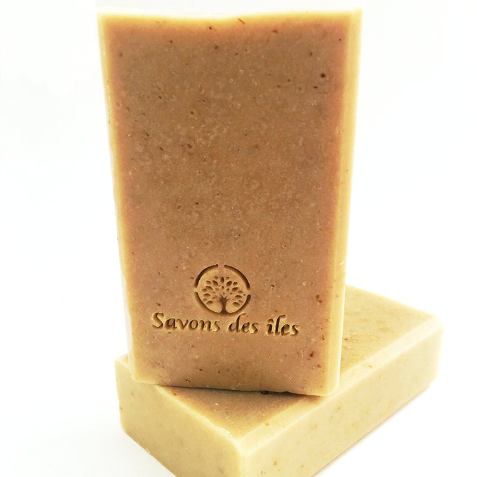 Oats and Milk Soap Bar