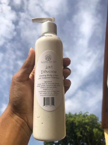 Lait D'avoine - Body Lotion