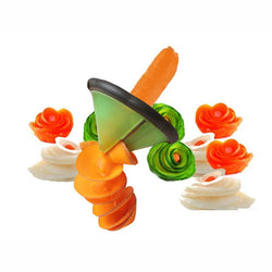 Creative Vegetable Spiral Slicer